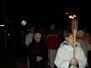 Droga Krzyżowa ulicami osiedli - 23.03.2012