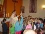Msza Święta dla dzieci w kaplicy św. Jana Pawła II - 18.05.2014